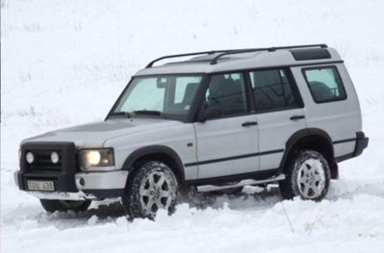 Discovery II 1999-2004