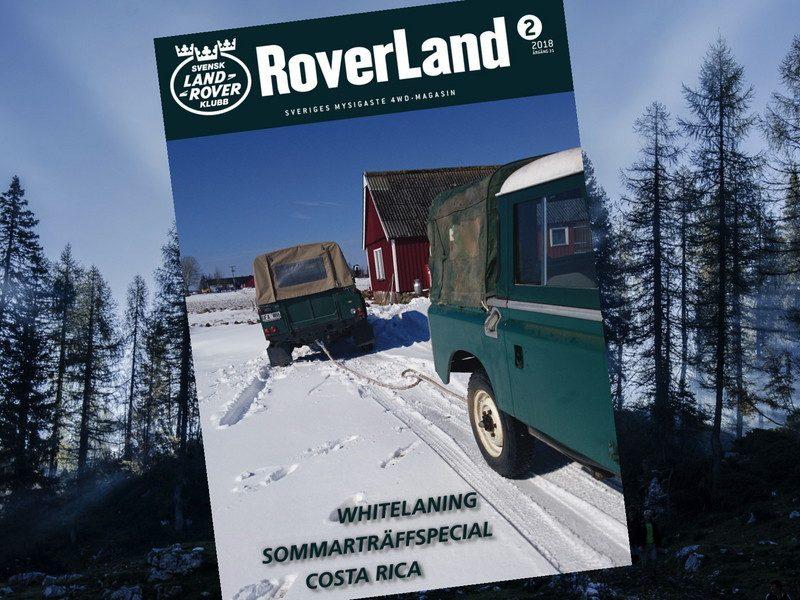 Rover Land 2018 – 2