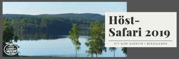 SLRK Höst-Safari 2019